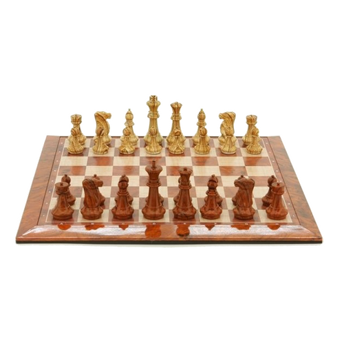 40cm Magnetic Plastic Chess & Checkers (S2906BR) full set