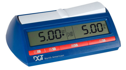 DGT North American Digital Chess Clock (DGT-NA)