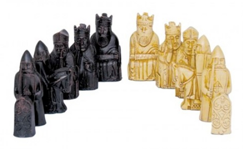 Dal Rossi Isle of Lewis Chess Pieces (L2229DR)