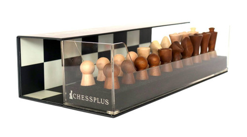 Chessplus American Hard Maple Premium Playing Set (CP1105)
