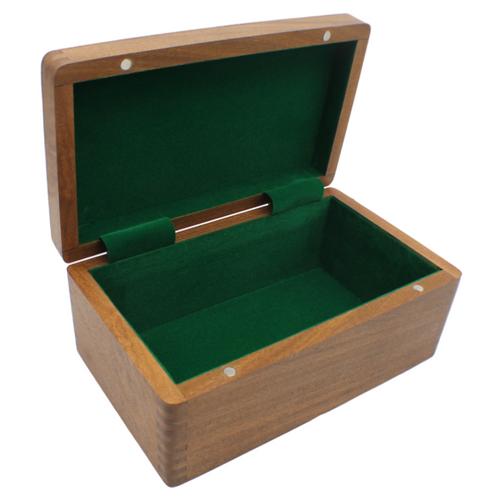 Rex Noir Premium Large Sheesham Chess Piece Storage Box (BOX-S-10)