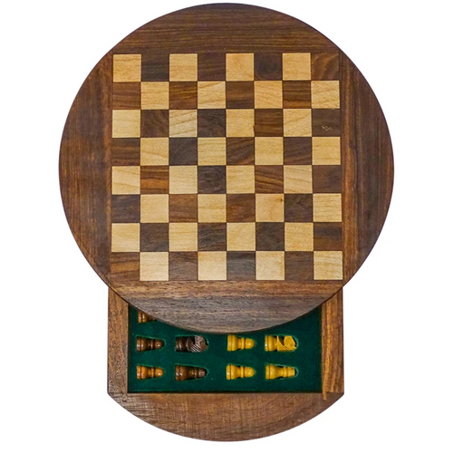 Tigran compact wooden Chess Set (HL0036)