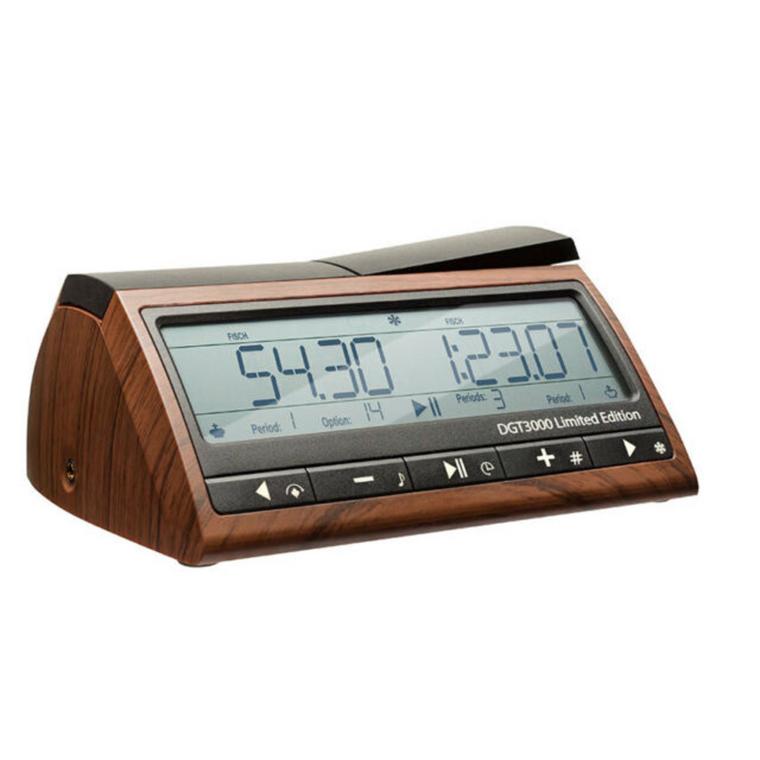 DGT 3000 Limited Edition Digital Chess Clock