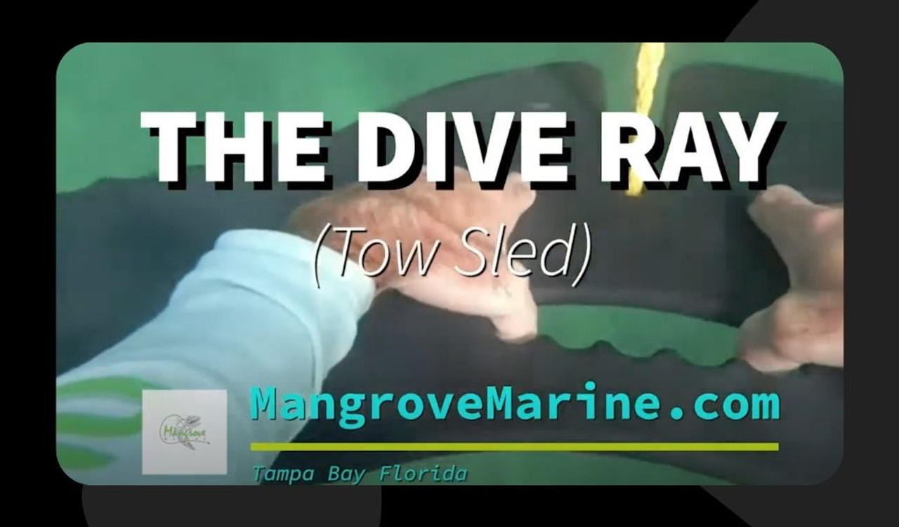 The Dive Ray (Tow Sled).