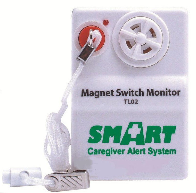 Magnet/Pull String Bed & Chair Alarm (In-Room Alarm)