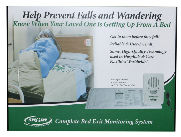 Complete Corded Bed Exit System
