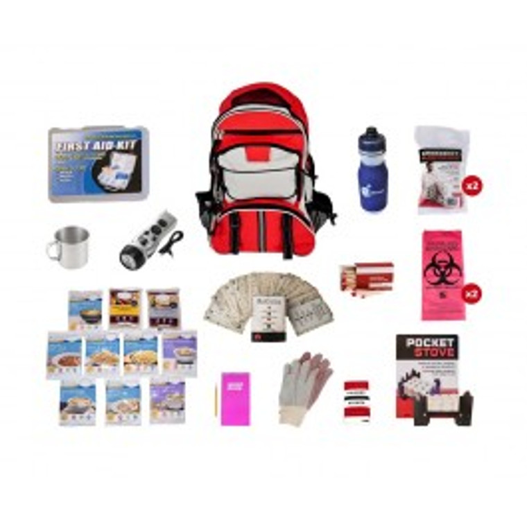 Food Storage Essentials Survival Kit BACKPACK