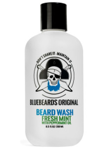 Beard Washes: Original, Mint & Unscented | Bluebeards Original