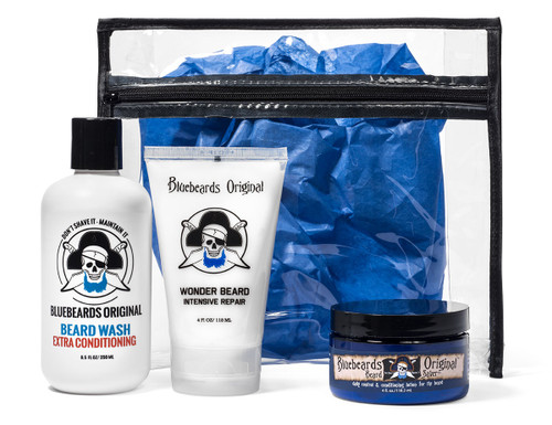Original Beard Kit Trio