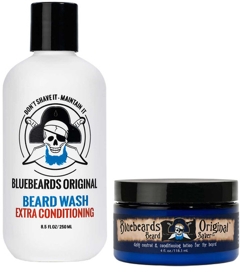 Extra Conditioning Beard Duo (Large)