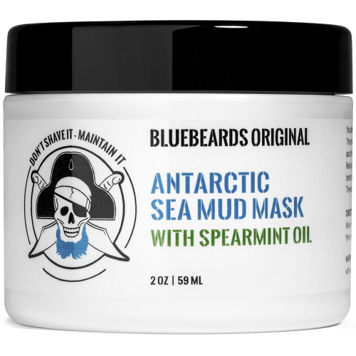 Antarctic Sea Mud Mask
