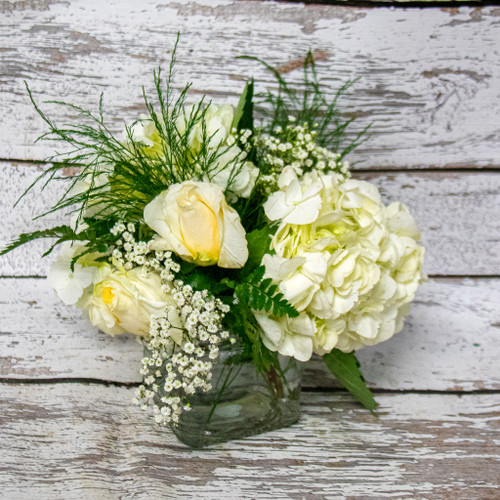 Garden Cottage  Vase Arrangement