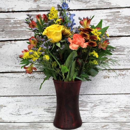 Autumn Greetings Vase Arrangement