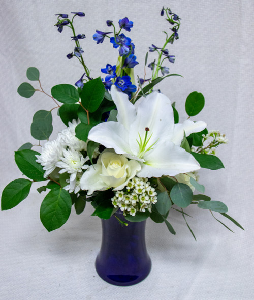 Remembering You Vase Arrangement
