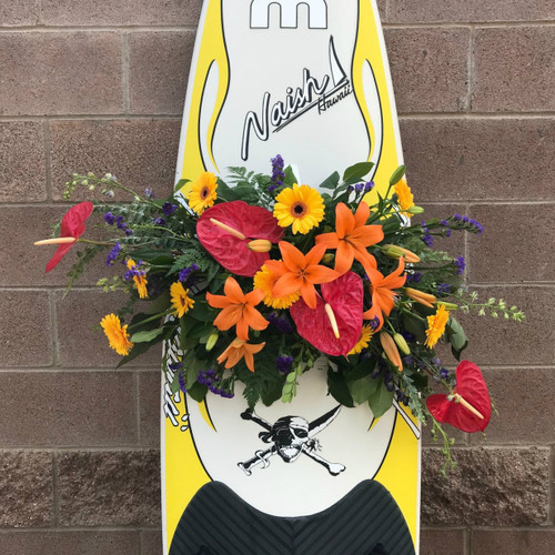 We love getting creative. Let us help make something custom to remember your loved one.  Contact us or come in and let's create something special.