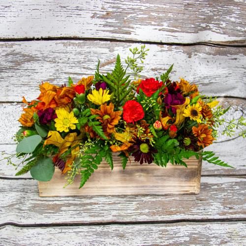 All The Autumn Centerpiece