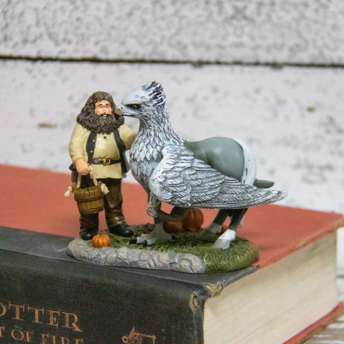 A Proud Hippogriff Indeed