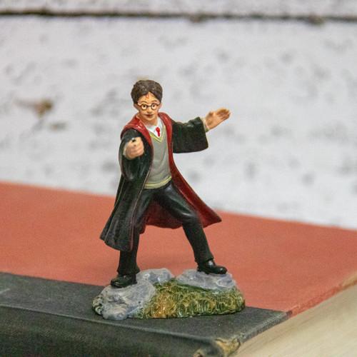 Harry and the Headmaster