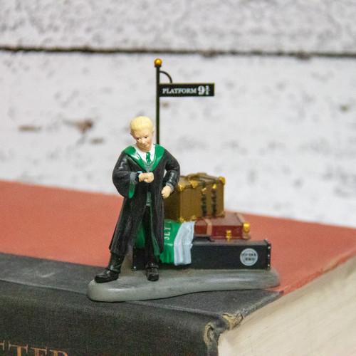 Draco Awaits at Platform 9 3/4