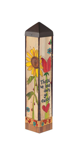 """With Us Everyday -Art Pole- 20"""""""