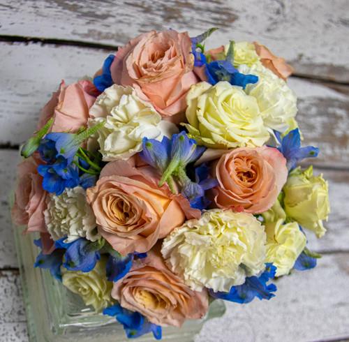 Boho Bridal Bouquet