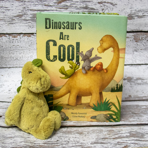 Dinosaurs are Cool Book Bundle