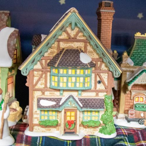 Building Christmas Cheer