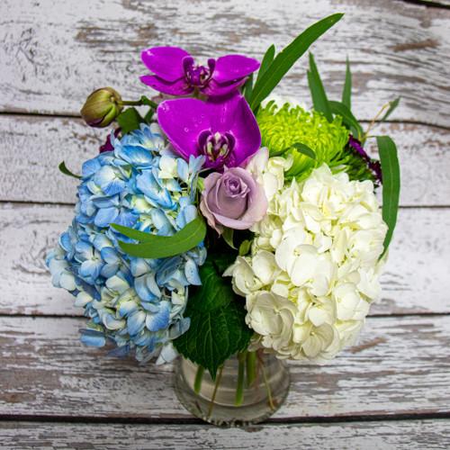 Romancing the Tropics Vase Arrangement