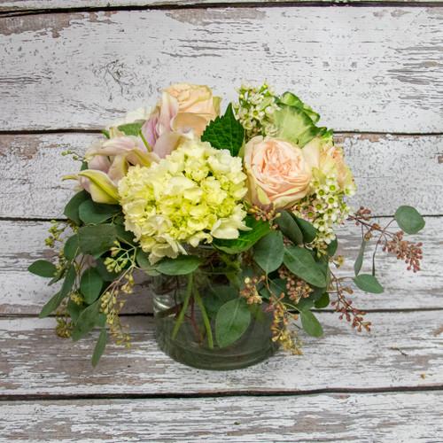 Contemporary Gardens Vase Arrangement