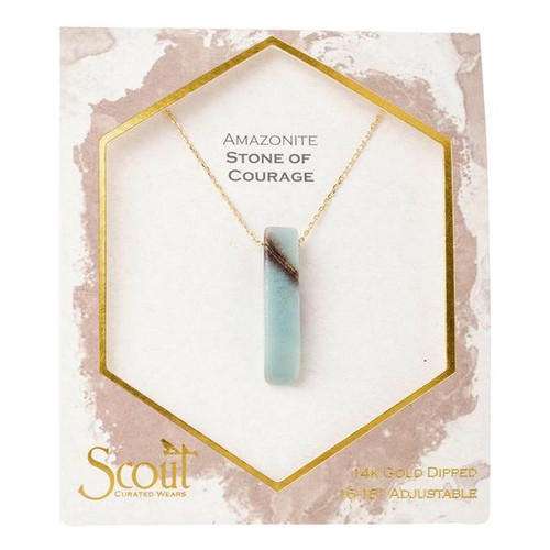 Grounding, strengthening, and organically cut semi precious gemstones to mix and match with any item from your wardrobe. A refined token of the earth for everyday wear. Each necklace comes with the description of the stone meaning printed on recycled linen cards.