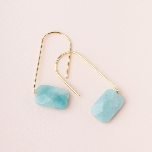 This new line of minimalistic charm to adorn your ears. Lightweight with the perfect amount of color and shape. Whether you want to look polished or down-to-earth is up to you and your mood.