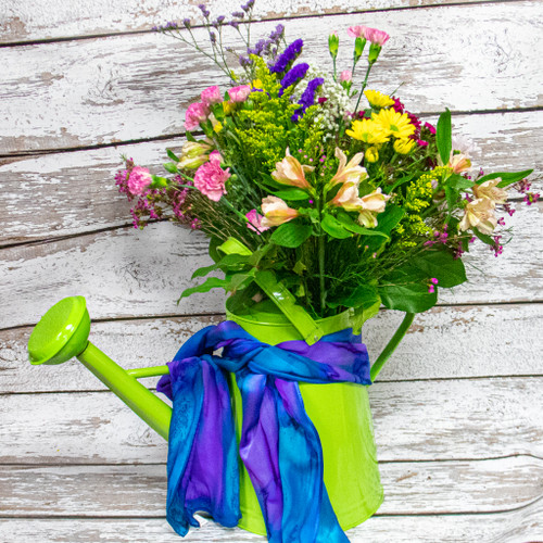 Watering Can and Silk Sensations Scarf Bundle