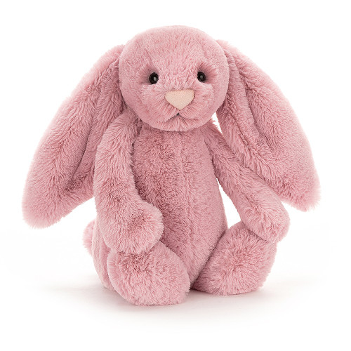 Bashful Beige Bunny is a popular fellow with scrummy-soft Jellycat fur and lovely long flopsy ears mean that with just one cuddle, you'll never want to let go. Irresistibly cute and a perfect gift for boys or girls.