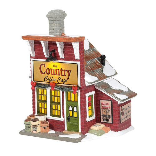 The Country Coffee Cafe