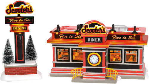 Scooter's Diner