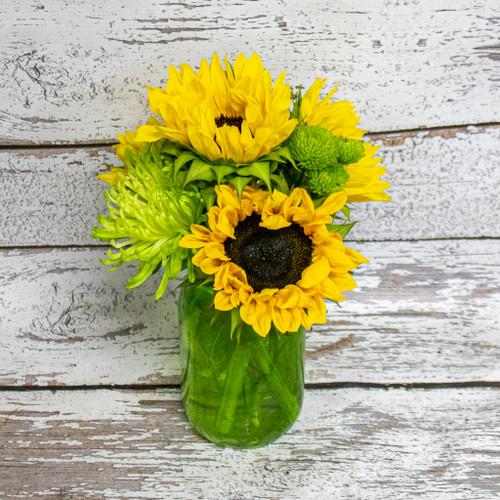 Margarita Sunset Vase Arrangement