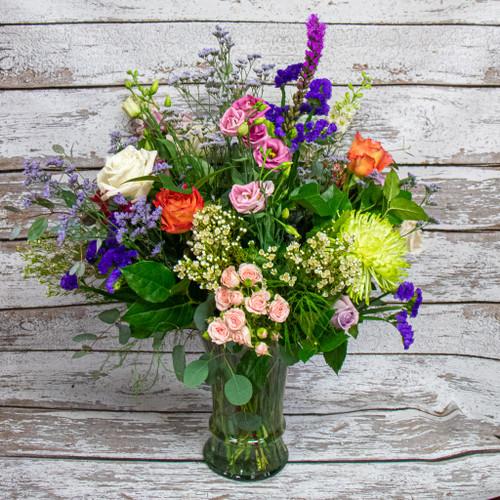 Wildflower Dreams Vase Arrangement