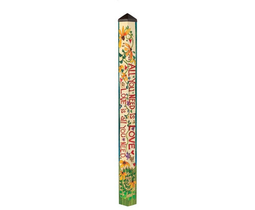 All You Need is Love -Art Pole- 6'