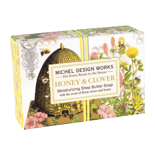 Floral honey with touches of orange flower and cinnamon