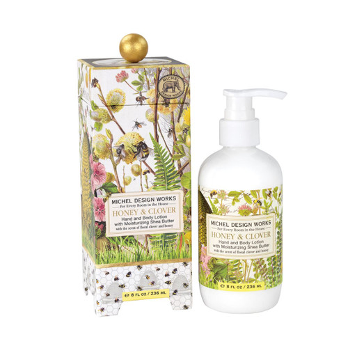 Honey and Clover Lotion