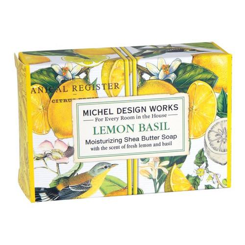 Lemon Basil SM Bar Soap