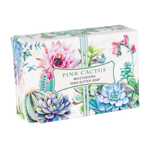Pink Cactus SM Bar Soap