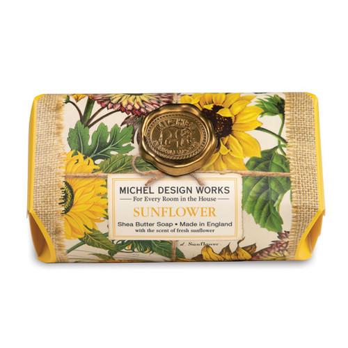 Sunflower LG Bar Soap