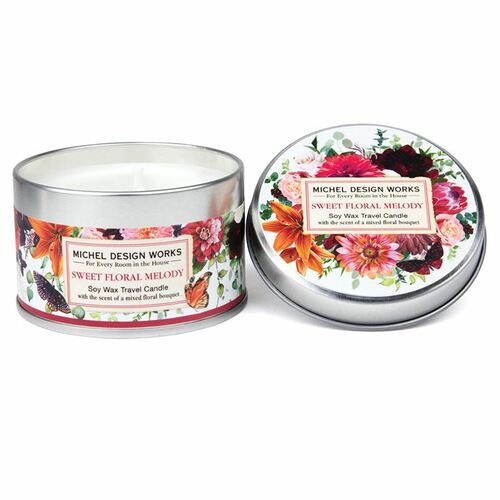 Sweet Floral Melody Candle