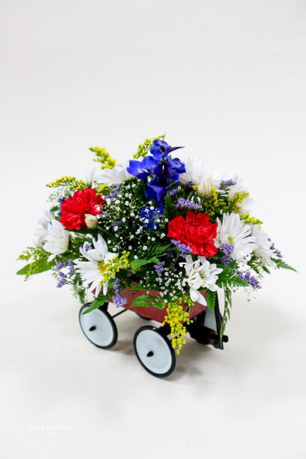 Baby Wagon (Boy & Girl) Arrangement