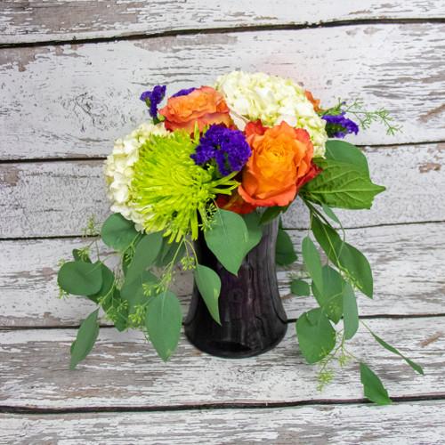 Clementine  Vase Arrangement