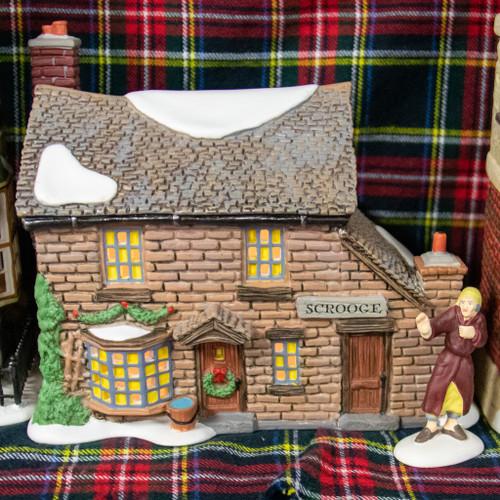 Scrooges Boyhood Home