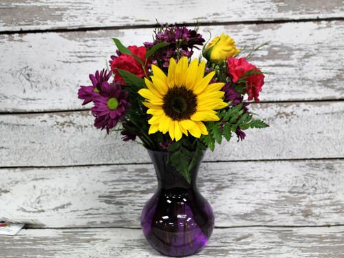 A Little Something More Vase Arrangement