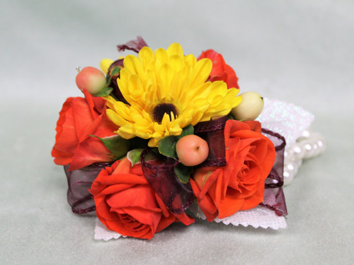 All The Fall Corsage