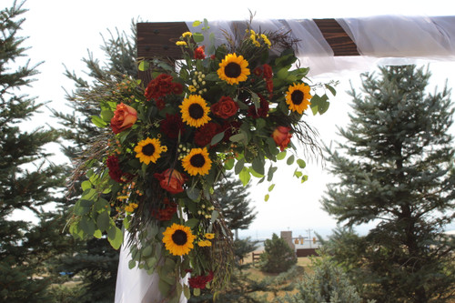 All The Fall Arch Pieces